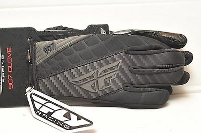 FLY RACING 907 COLD WEATHER MOTORCYCLE MOTO GLOVES MED +FREE SHIP Canada USA!