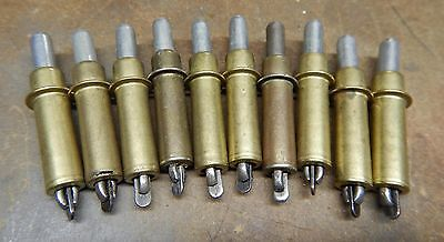 10 Wedgelock Clecos- 3/16 Spring Cleco Fasteners 0-1/4 Grip