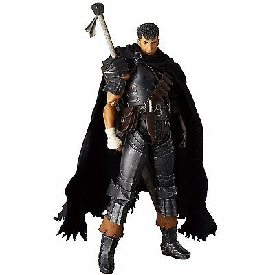*NIB* Berserk: Guts Black Swordsman Ver Real Action Heroes (RAH) Action Figure