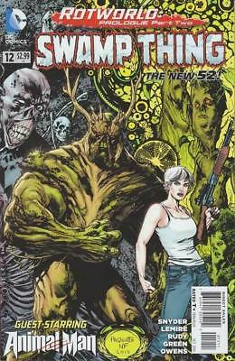 Swamp Thing #12 (Vol 5) New 52