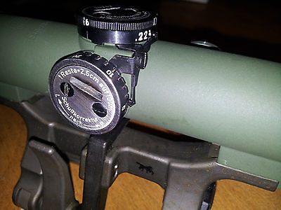 Hensoldt Zeiss Scope ZF 4x24 Fero-Z 24 - BDC Cal. .223 M855 - Bronze-Green