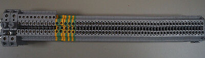 Set of DIN Rail Terminal Blocks ( 69 pieces )