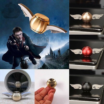 Fidget Spinner. Harry Potter Golden Snitch! Limited Edition
