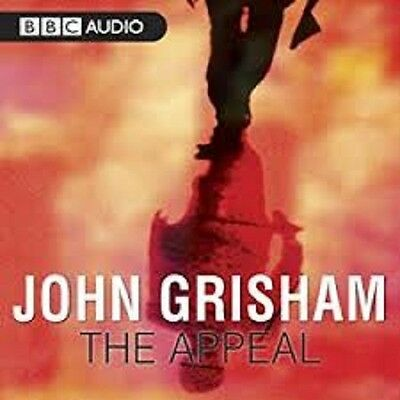 John Grisham The Appeal 12 X Cd Unabridged Audiobook