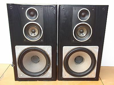 Vintage Sony SS-A905 Speakers - MADE IN GERMANY