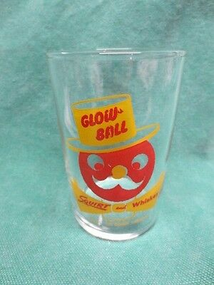 1951 Glow-Ball Squirt and Whisky Glass - The Squirt Company