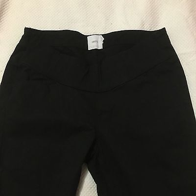 Asos Black Maternity Pants - Size 12
