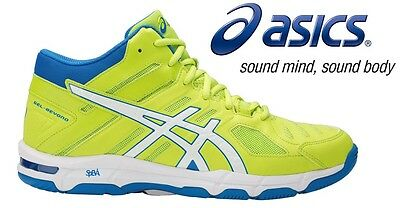 *NEW-2017* Asics GEL-BEYOND 5 MT Volleyball Handball Squash Shoes (boots) Schuhe