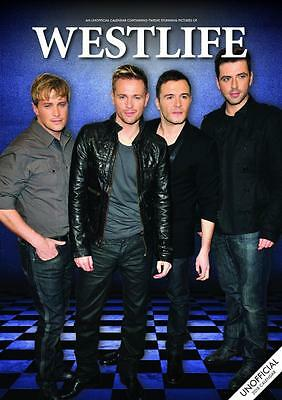 Westlife 2018 Calendar Large Uk  Wall By Red Star + Free Uk Postage !!