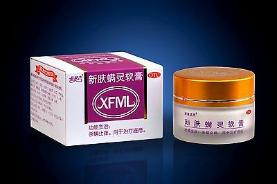 XFML Acne and Demodex cream. Rosacea cream. Xin fumanling.
