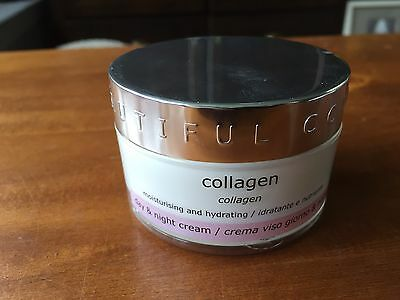 SBC Collagen Day & Night Cream 100ml Size Brand New/sealed