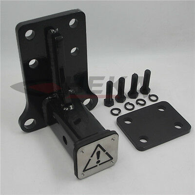 """2"""" Towing Trailer Hitch Receiver Cover Plug 13018 Fit Mercedes ML320 ML350 ML430"""