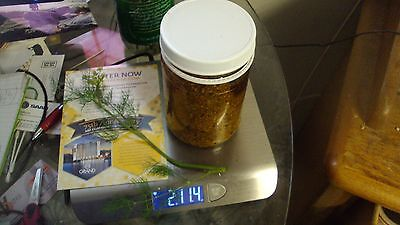 2 Pounds 8 Oz  BEE POLLEN  from Poland GMO free  with Desert Mesquite Honey