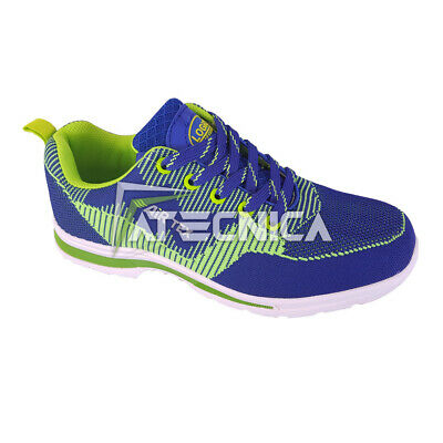Scarpe antinfortunistiche estive Logica AIR TEX 1 S1P tipo ginnastica metal fre