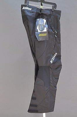 Klim Womens Dirt Bike Savana Pants Motorcycle Black Size 2 ++Free Ship Canada Us