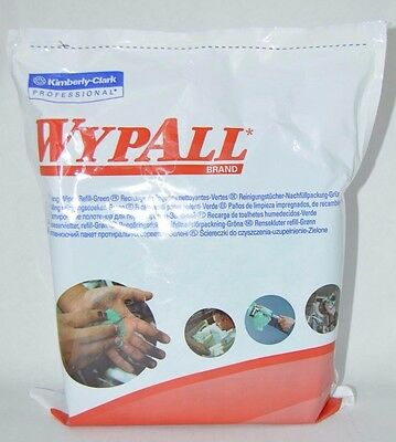 Industrial Cleaning Hand wipes Kimberly Clark 7776 7775 WYPALL REFILL For Bucket