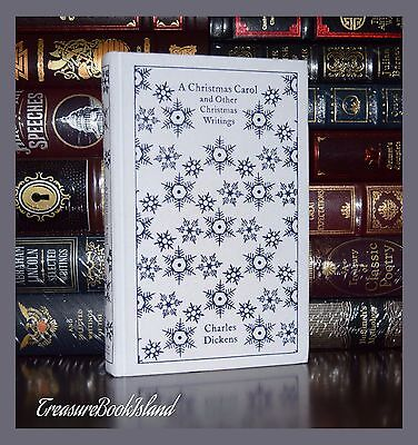 Christmas Carol by Charles Dickens New W/ Ribbon Collectible Hardcover Gift