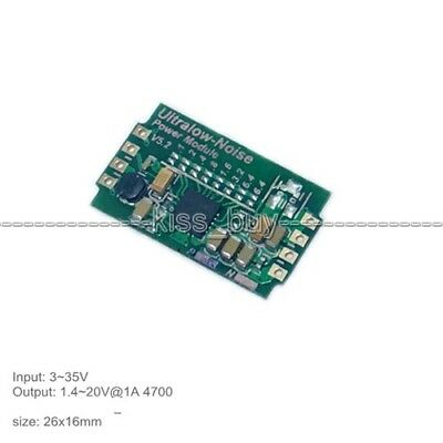 TPS7A4700 Low Noise RF Power Supply Module 3V 3.3V 5V 12V 15V Adjustable