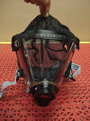 Scott Safety Full Face Mask Respirator 802167-01 Gas Mask BM1418A Large