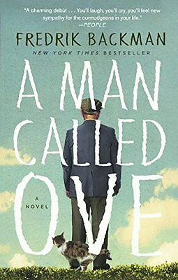 A Man Called Ove (Turtleback School & Library Binding Edition)