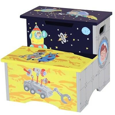 Fantasy Fields Outer Space Step Stool
