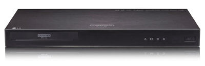 NEW LG - 4K UHD 3D Blu-ray Player - UP970 from Bing Lee