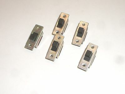 Net 5X S1 Spdt On-On Mini Slide Switch 5Pc Set