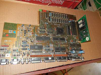 MAD DOG MCCREE  AMERICAN LASER    UNTESTED  arcade game pcb board  C136