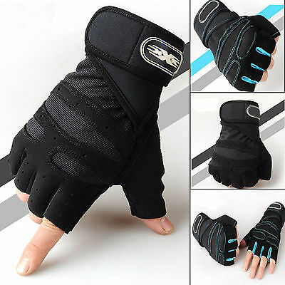 M/L/XL Size Gym Heavyweight Lifting Body Building Training Sport Fitness Gloves