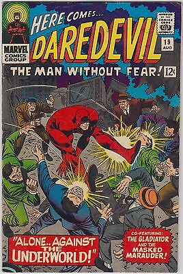 DAREDEVIL #19 - Marvel Classic by Romita - MID-HIGH GRADE (Check Out!)