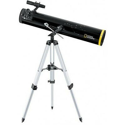 National Geographic 114/900 AZ Reflector Telescope     BR9011200