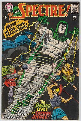 SPECTRE #1 - DC Classic - MID-HIGHER GRADE (Check Out!)