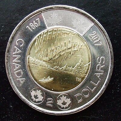 NEW My Inspiration Toonie $2 Canada 2017 150th Anniversary Coin