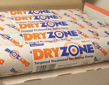 Dryzone Dpc Cream 600Ml Tubes Treatment For Rising Damp 1,2,3,4,5 And 10 Tubes