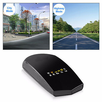 360°Full-band Scanning Detection V3 Car GPS Radar Laser Speed Camera Detector UK