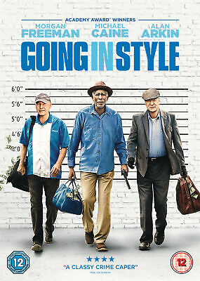 Going in Style [2017] (DVD)