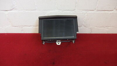 Original  Cadilac CTS Navi Bildschirm Display 25968621