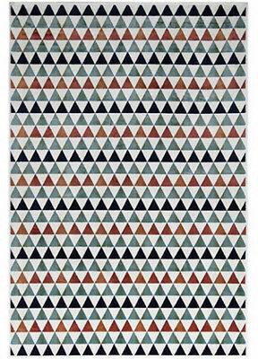 Alfombra Royal Gabeh Triangles 2