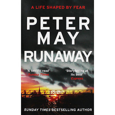 Runaway by Peter May (Paperback), Fiction Books, Brand New