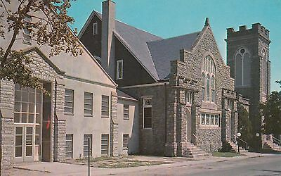 "*Delaware Postcard-""The Methodist Church"" /Lewes, DE./  (U1-12)"