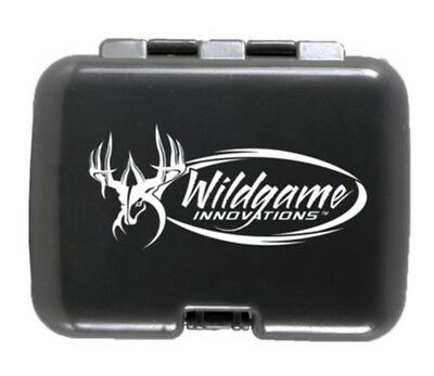 Wildgame Innovations SD Card Holder ~ Holds 8 SD Cards