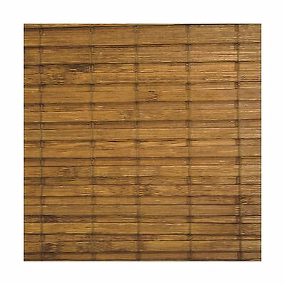 Radiance 0216206 Cape Cod Bamboo Roman Shade 34 Inch Wide By 72 Long
