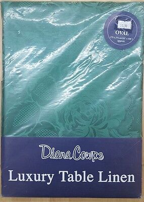 Diana Coupe Table Cloth Oval 175cm X 275cm