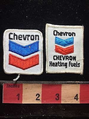 Patch Lot CHEVRON & CHEVRON HEATING FUELS Gas / Oil / Energy Related 76AA
