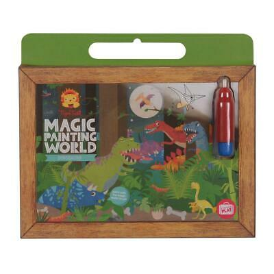 Magic Painting World (Dinosaur) - Tiger Tribe Free Shipping!
