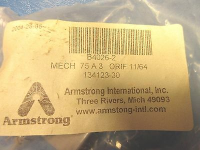 Armstrong B4026-2 - Mechanism Assembly 75 A 3 Orif 11/64, 134123-30
