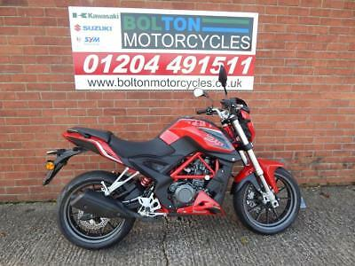 Benelli Bn251 250Cc In Red, Low Rate Finance Available A2 Licence