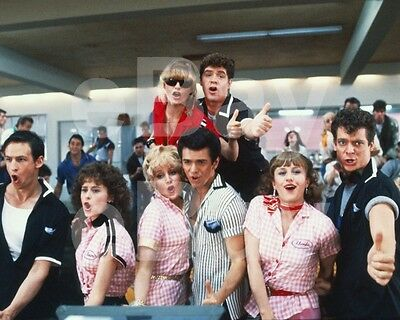 Grease 2 (1982) Michelle Pfeiffer Adrian Zmed 10x8 Photo