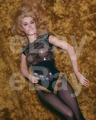 Barbarella (1968) Jane Fonda 10x8 Photo