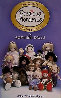 OFFICIAL PRECIOUS MOMENTS COLLECTOR'S GUIDE New with remainder mark*
